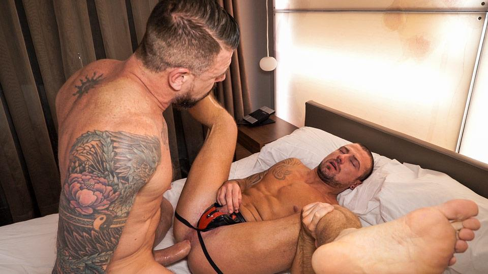 massive cock fuckers - TimTales-Rocco-Steele-Marco-Sessions-Bareback-Muscle-Men-