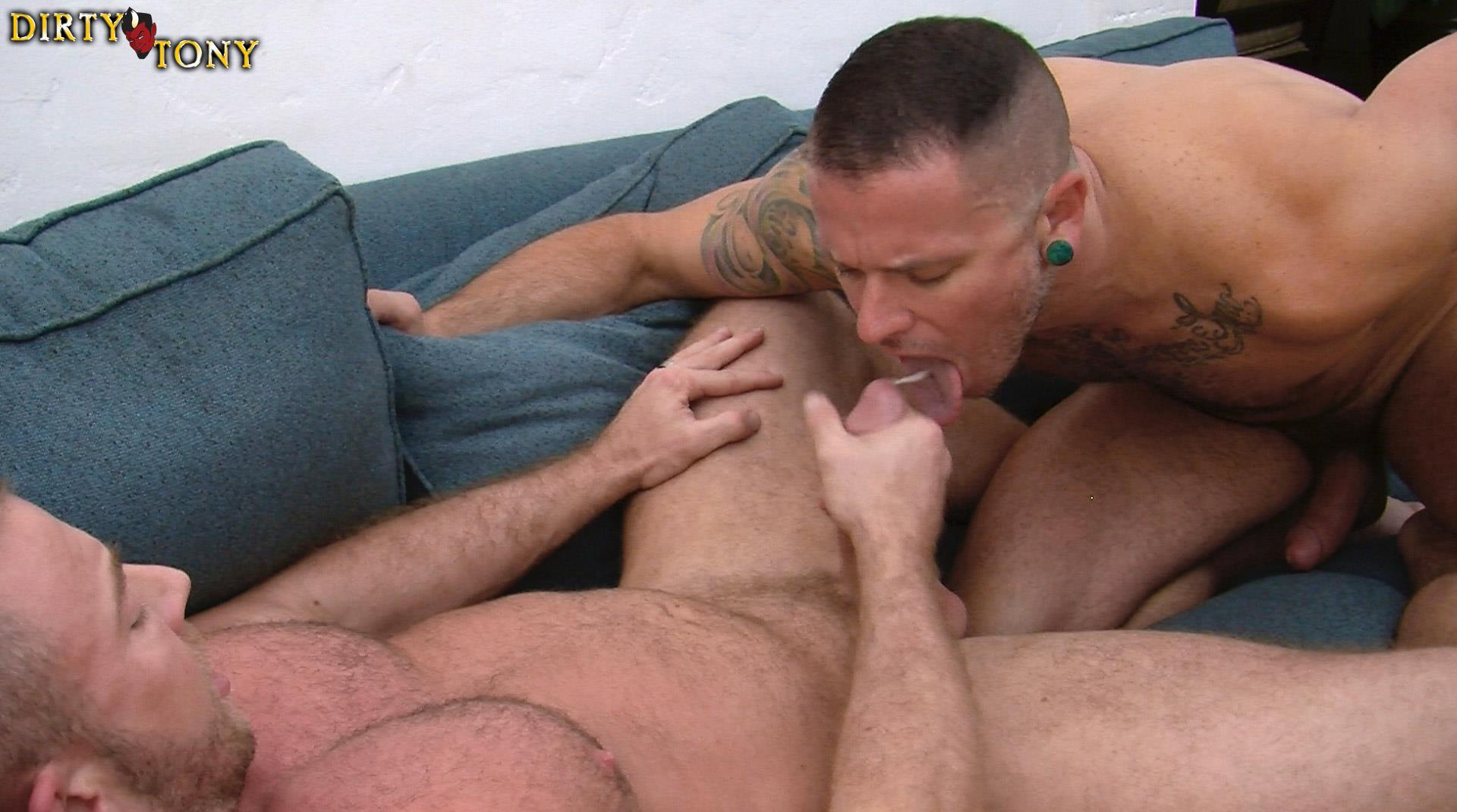 Dirty-Tony-Shay-Michaels-and-Max-Cameron-Hairy-Muscle-Hunk-Bareback-Amateur-Gay-Porn-14 Hairy Muscle Hunk Shay Michaels Barebacking Max Cameron