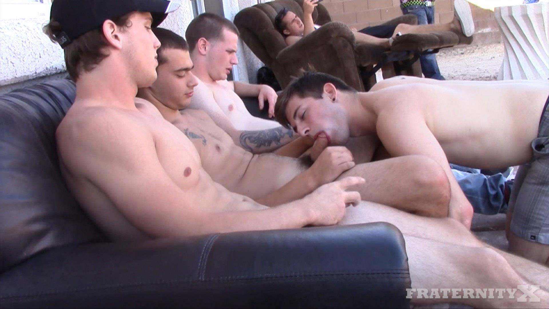 adventurous, hot straight guy gets his nice mouth fucked like movies