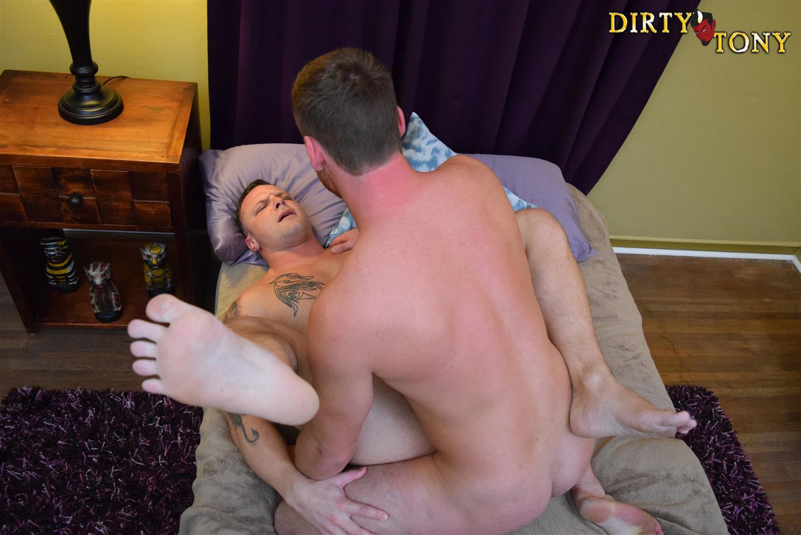 Dirty Tony Logan Blake and Connor Maguire Marine Getting Fucked In the Ass Amateur Gay Porn 11 Former US Marine Takes A Big Uncut Cock Up The Ass