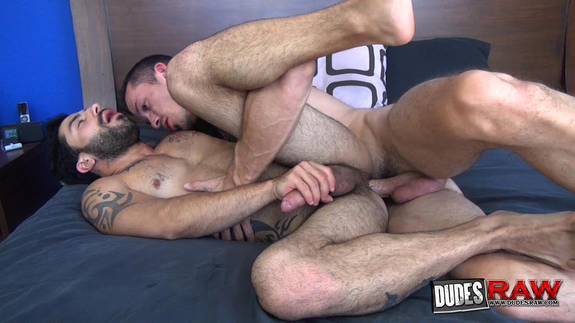 Dudes-Raw-Jimmie-Slater-and-Nick-Cross-Bareback-Flip-Flop-Sex-Amateur-Gay-Porn-35 Hairy Young Jocks Flip Flop Bareback & Cream Each Other's Holes