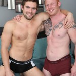ChaosMen Jordan and Griffin Bareback Redhead Straight Guys Fucking Amateur Gay Porn 02 150x150 Straight Redheaded Muscle Hunk Barebacking A Guys Ass
