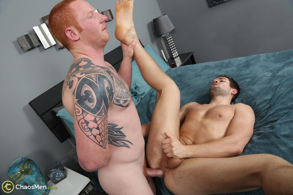 ChaosMen-Jordan-and-Griffin-Bareback-Redhead-Straight-Guys-Fucking-Amateur-Gay-Porn-50 Straight Redheaded Muscle Hunk Barebacking A Guys Ass