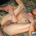 Dudes Raw Jacques Satori and Zeke Stardust Army Guys Barebacking Amateur Gay Porn 21 150x150 Army Guys Discover Gay Sex and Bareback Fuck Each Other