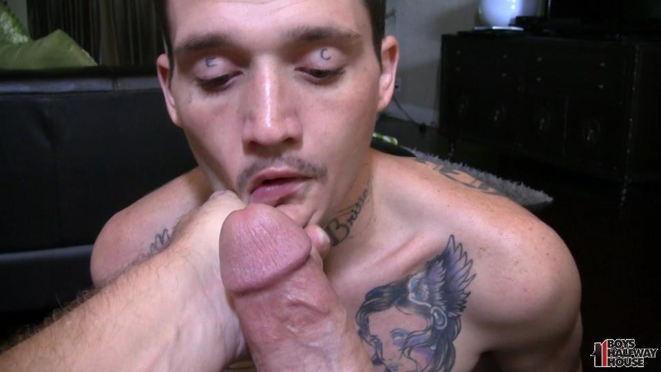 Straight Amateur Punk Enjoy Gay Assfucking