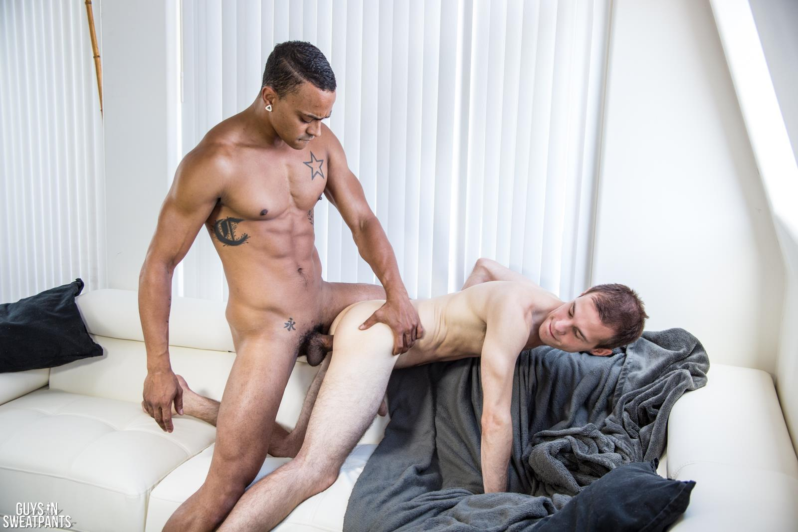 Black gay guys riding