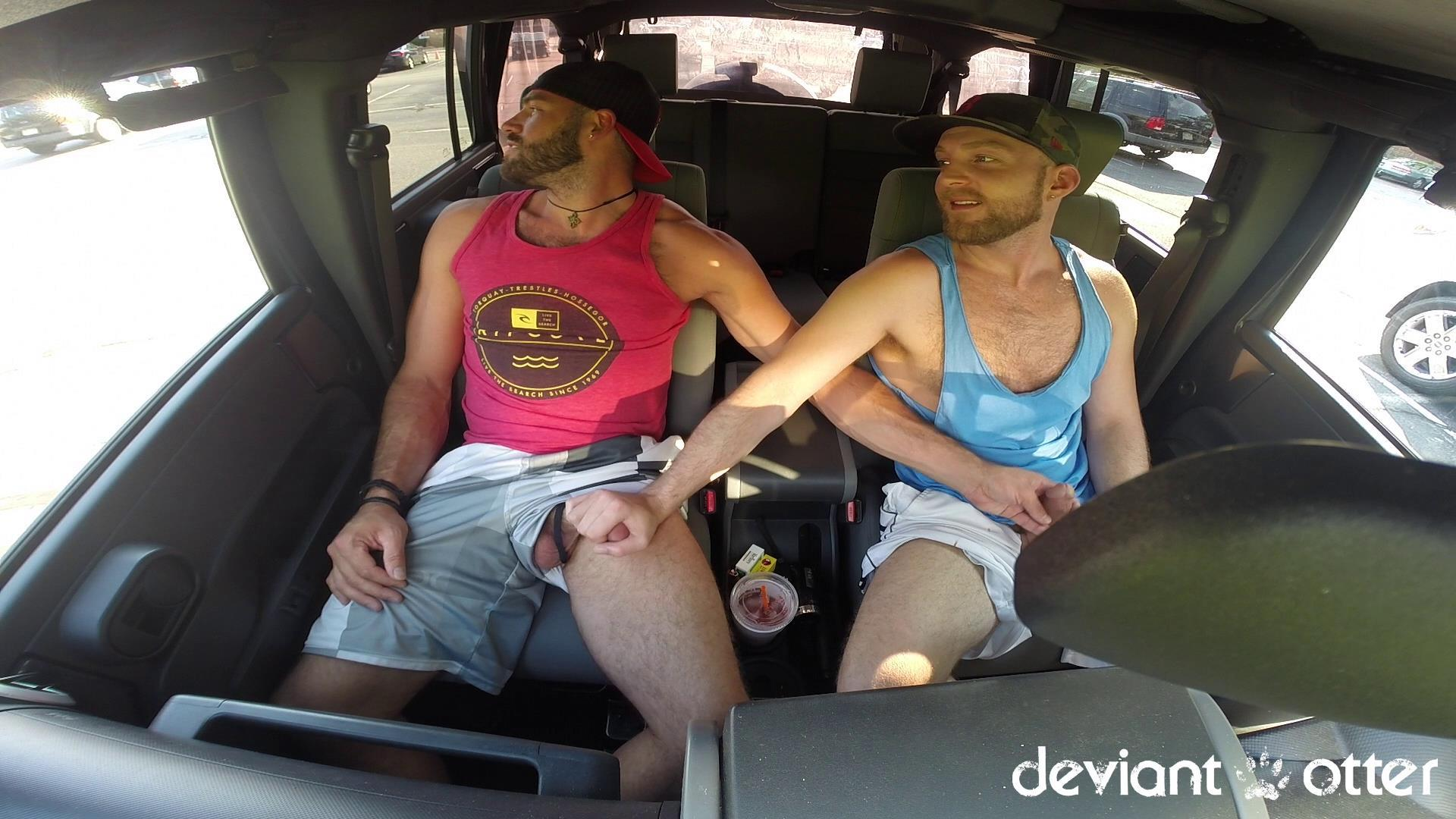 Blowing straight trucker gay xxx jimmy 6