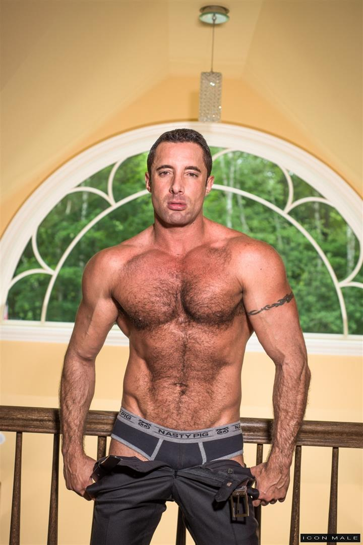 Hairy muscle gay tube