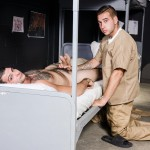 Men Tony Paradise and Dimitri Kane Straight Men Having Sex in Prison Amateur Gay Porn 10 150x150 Learning How To Survive In Prison By Taking Cock