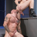 Hot House Brian Bonds and Sean Duran Male on Male Prison Sex Amateur Gay Porn 10 150x150 Correctional Officer Brian Bonds Gets Fucked By Inmate Sean Duran