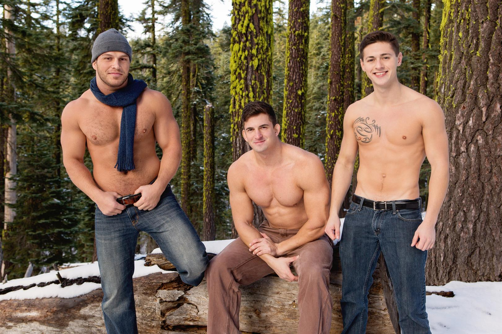 Sean Cody Winter Getaway Day 2 Big Dick Hunks Fucking Bareback Amateur Gay Porn 10 Sean Cody Takes The Boys On A 8 Day Bareback Winter Getaway