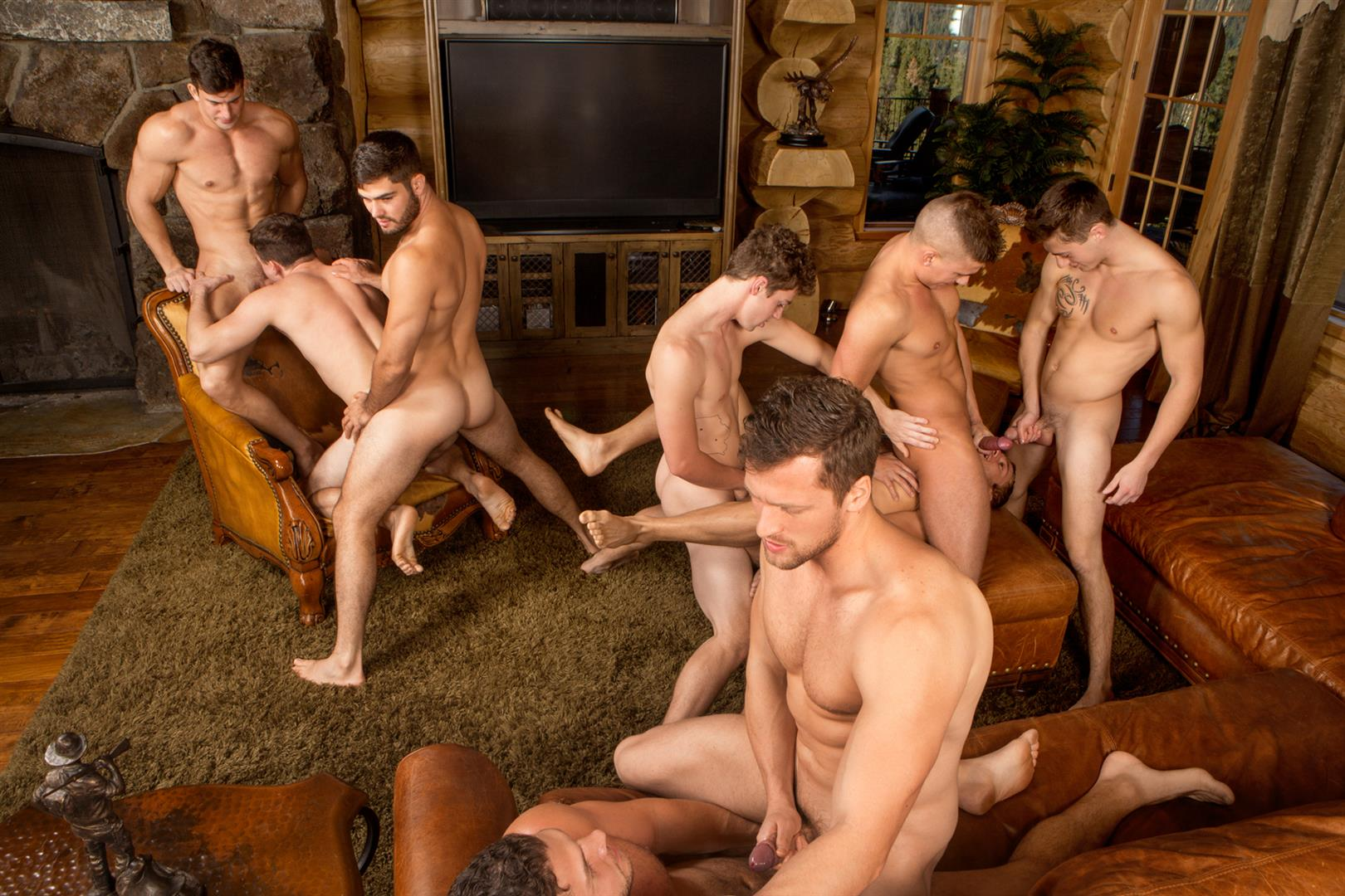 Sean Cody Winter Getaway Day 5 Big Dick Hunks Fucking Bareback Amateur Gay Porn 13 Sean Cody Takes The Boys On A 8 Day Bareback Winter Getaway