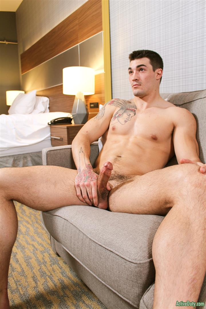 Mature and dilivery boy