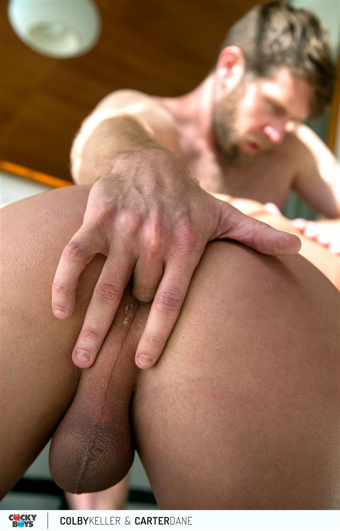 Cockyboys Colby Keller and Carter Dane Big Dick Fucking Amateur Gay Porn 54 Cockyboys: Colby Keller Fucking New Cockyboy Carter Dane