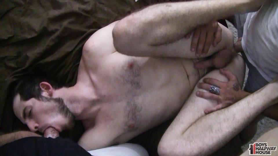 Boys Halfway House Free Download Toby Springs Bareback 18 Straight Young Man Gets Two Raw Thick Dicks At The Halfway House