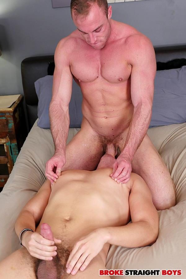 Broke Straight Boys Jacob Durham and Tanner Valentino Free Gay Porn 07 Straight Muscle Jock Gets The Cum Fucked Out Of Him
