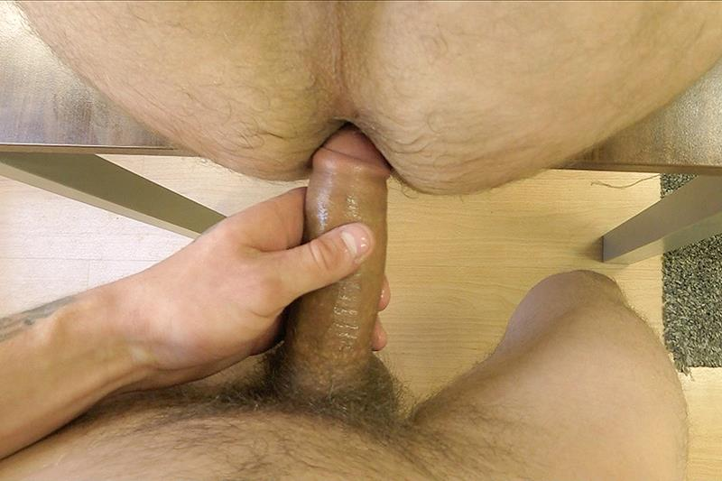 Dirty-Scout-117-Straight-Hairy-Ass-Gets-Fucked-Bareback-Gay-Porn-Audition-17 Married Czech Guy Auditions For Porn & Gets Fucked In The Ass Raw!