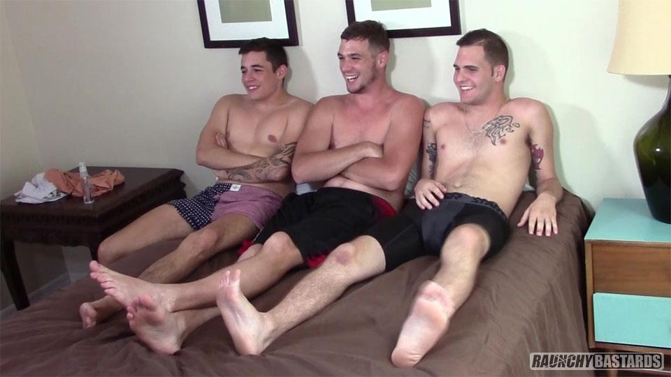 Raunchy Gays Cock Sucking Ass Stuffing