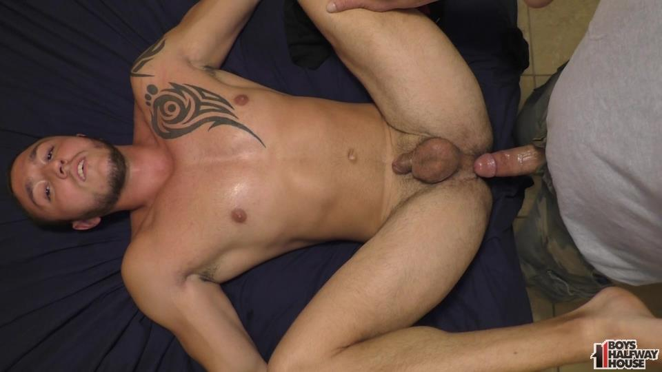 Boys-Halfway-House-Zachery-Andrews-Straight-Boy-Gets-Barebacked-16 Straight Delinquent Boy Gets His Virgin Ass Broken Into