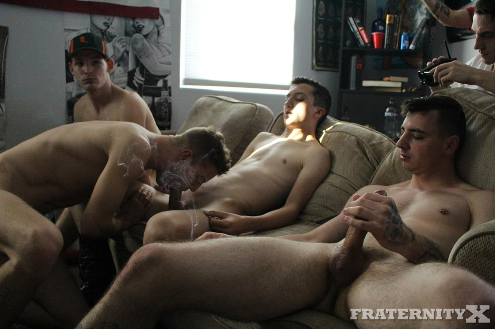 Fraternity-X-Big-Dick-Frat-Boys-Bareback-Sex-24 Big Dick Frat Boys Breeding A Freshman Ass