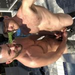 Deviant-Otter-Jake-Naked-Hairy-Guys-Amateur-Bareback-Sex-18-150x150 Outdoor Bareback Flip Fucking With The Deviant Otter