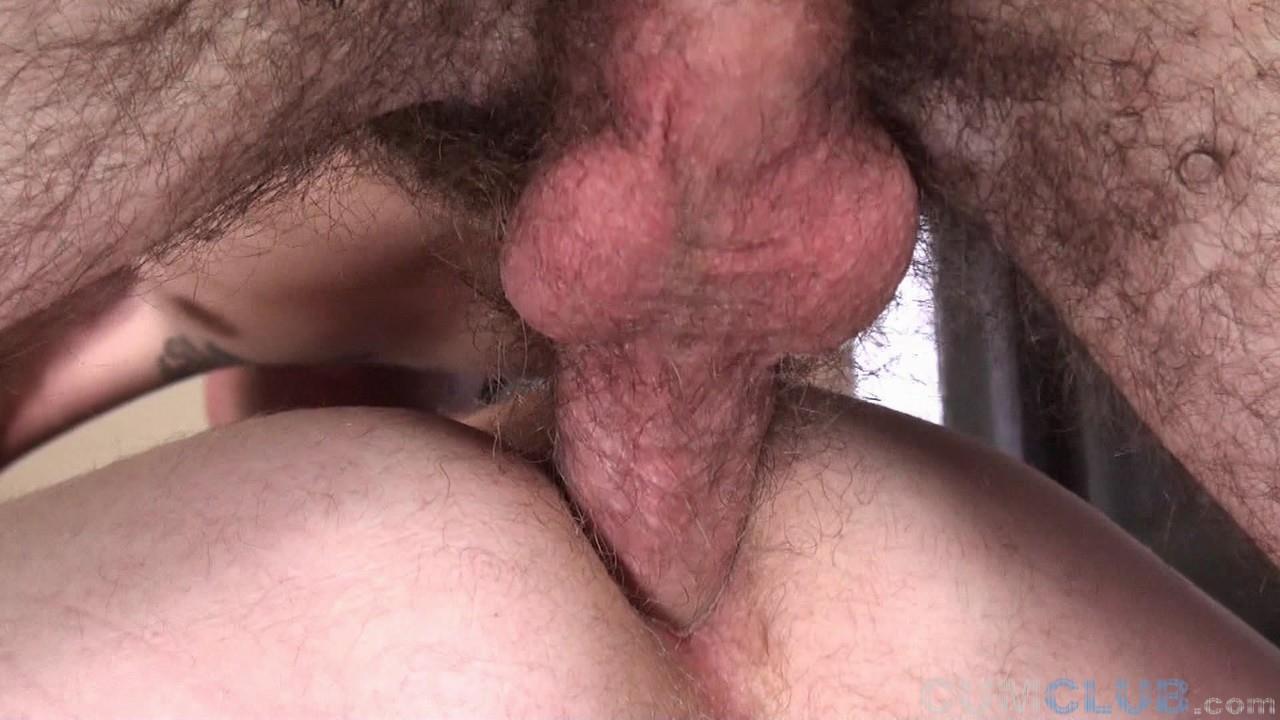 Cum Club Aaron and Hayden Hairy Ass Twink Barebacking Older Man Amateur Gay  Sex Video 26