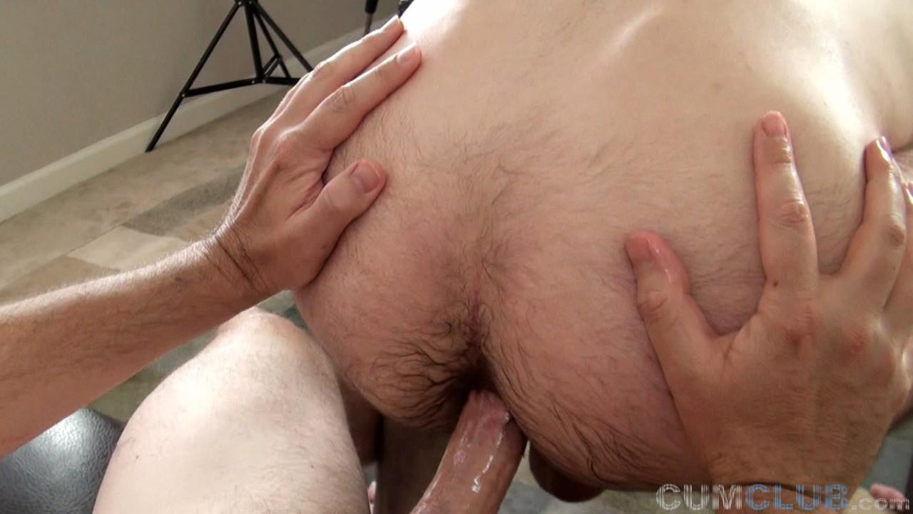 Cum-Club-Seth-Chase-Hairy-Guy-Gets-Bareback-Fucked-Amateur-video-22 Hard And Hairy Bareback Fucking And A Mouth Full Of Cum