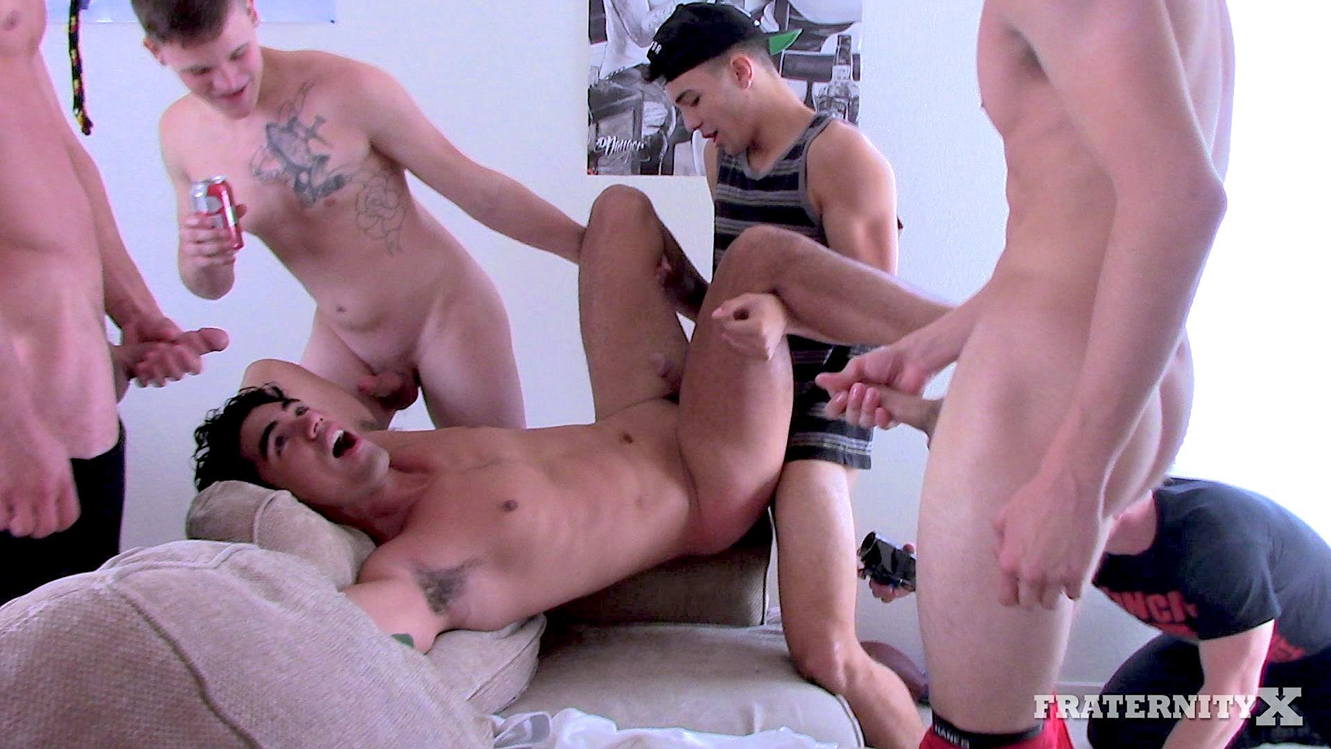Fraternity-X-Naked-Frat-Guys-With-Big-Dicks-Fucking-Bareback-In-The-Frat-house-04 Drunk and High Frat Boy Takes Four Raw Dicks Up The Ass