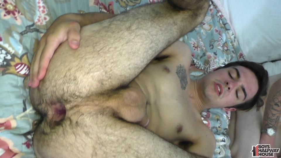 Boys-Halfway-House-Clay-and-Jack-Lowe-Straight-Boy-Getting-Fucked-By-A-Big-Dick-Daddy-20 Boys Halfway House: Feed 'Em And Breed 'Em