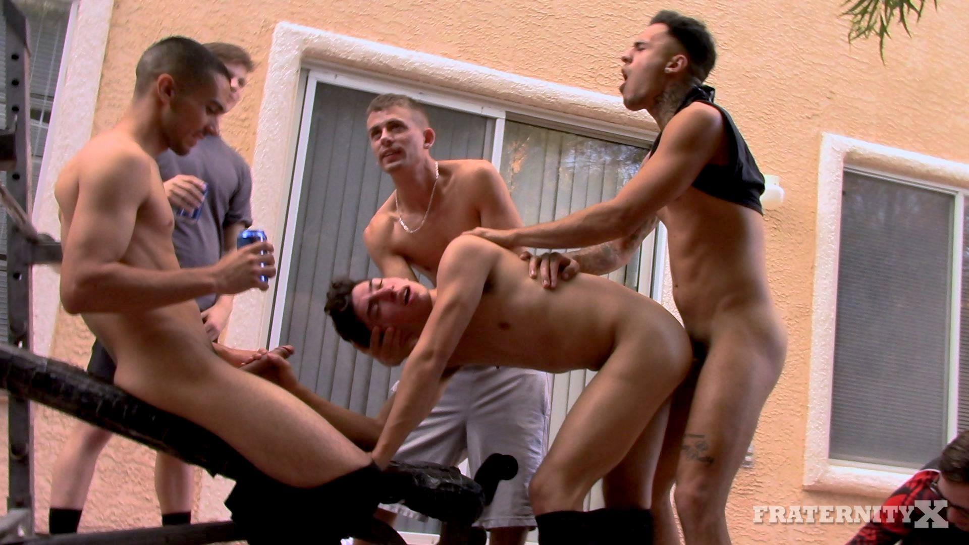 Fraternity-X-Naked-Frat-Boys-Fucking-Bareback-College-Cocks-09 Fraternity Boy Gets Bareback Fucked In The Ass By His Frat Brothers At New Years Eve Party