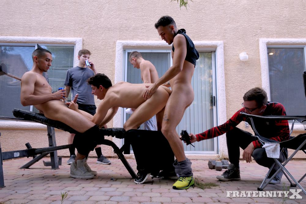 Fraternity-X-Naked-Frat-Boys-Fucking-Bareback-College-Cocks-21 Fraternity Boy Gets Bareback Fucked In The Ass By His Frat Brothers At New Years Eve Party