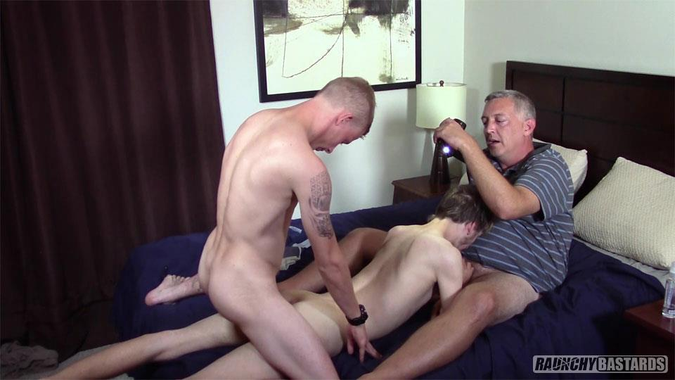 Raunchy-Bastards-Alex-Arbor-and-Will-Hahn-Straight-Boy-Gets-Fucked-In-The-Ass-07 Straight Boys Get Paid To Take Raw Cock Up Their Ass