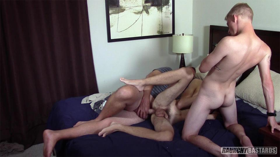 Raunchy-Bastards-Alex-Arbor-and-Will-Hahn-Straight-Boy-Gets-Fucked-In-The-Ass-11 Straight Boys Get Paid To Take Raw Cock Up Their Ass