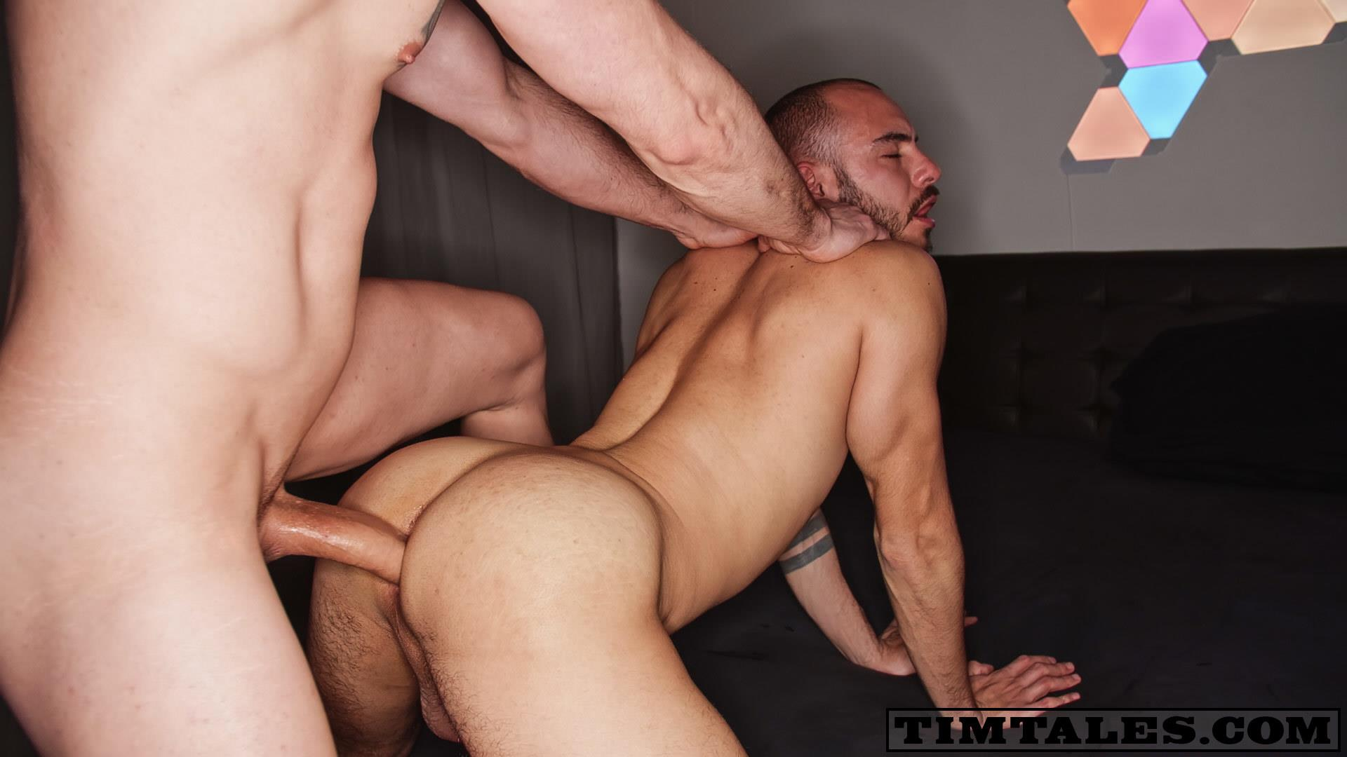 TimTales-Patrick-Dei-and-Vicman-Big-Dick-Bareback-Gay-Sex-Video-06 TimTales: Vicman Barebacks Patrick Dei With His Big Daddy Dick